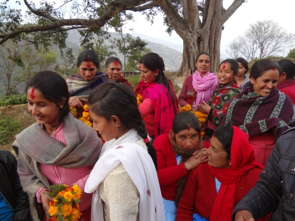 Nepal: The women of Dhulikhel