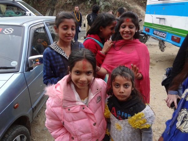 Nepal: Dhulikhel children