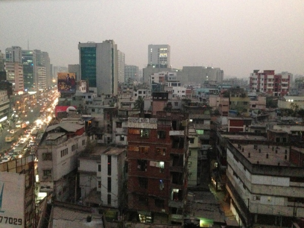 Bangladesh: Evening