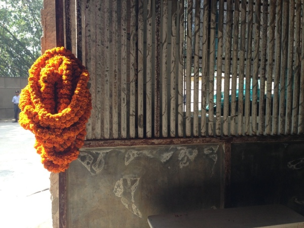 Bangladesh: Marigolds in memory