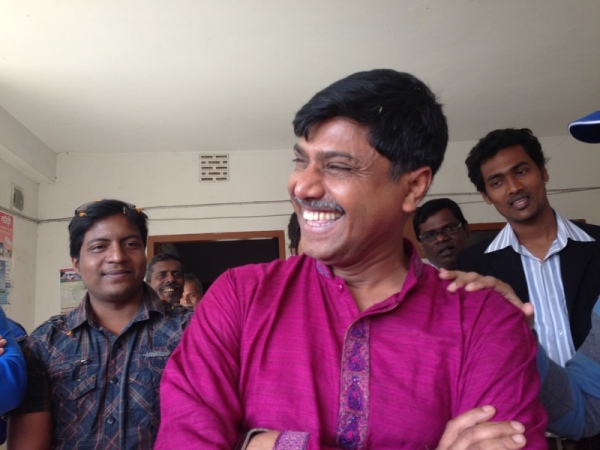 Bangladesh: Dewan Biplob, one cute politician